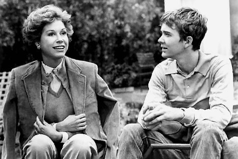 Mary Tyler Moore og Timothy Hutton i Ordinary People (1980).